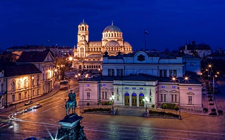 جاي صوفيا · دليل المدينة