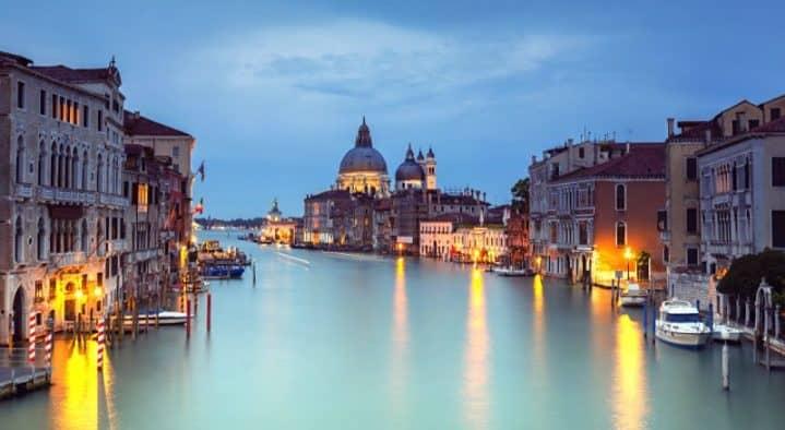جاي فينيسيا · دليل المدينة