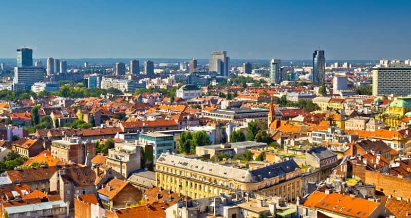 Zagreb Gay Map