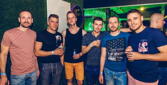 Budapest Bars Gay