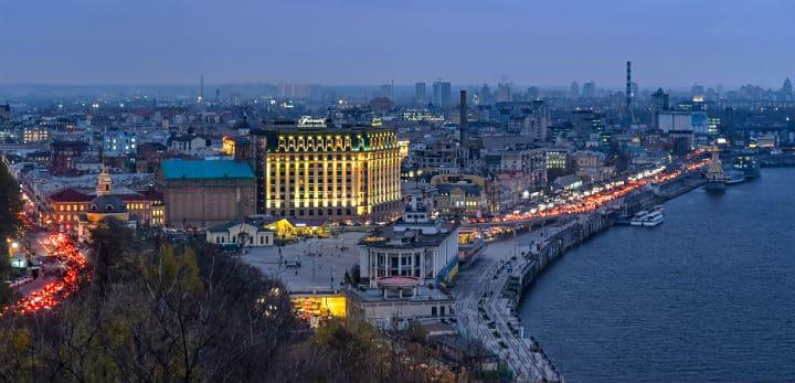 Gay Kiev · Hotels