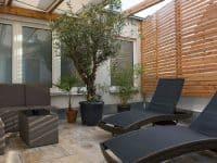 Spa et sauna pour hommes Achilleus