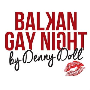 BALKAN Gay Night