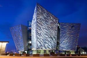 Udforsk Belfast