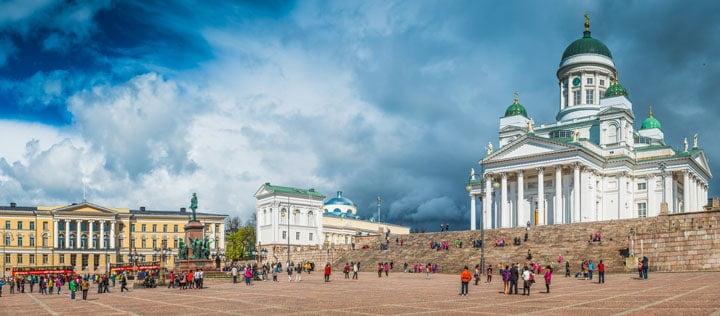 Gay Helsinki ·City Guide