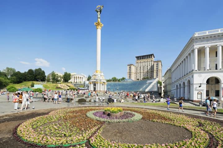 جاي كييف · دليل المدينة