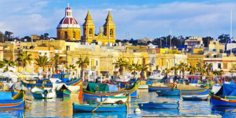Gay Group Trip: Malta Adventure
