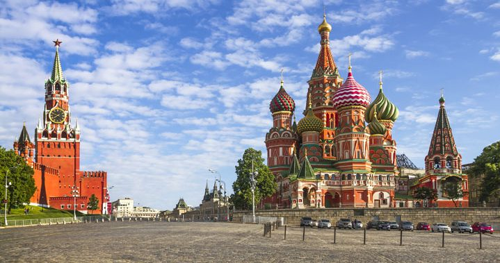 Gay Moskva · Byguide