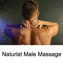 Naturist Male Massage