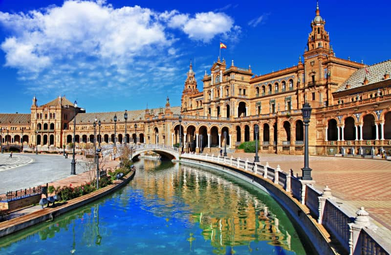 Gay Siviglia · Guida della città