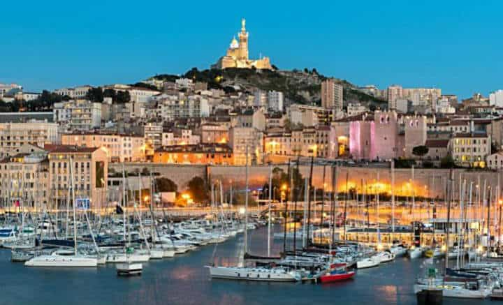 Gay Marseille · Hôtels
