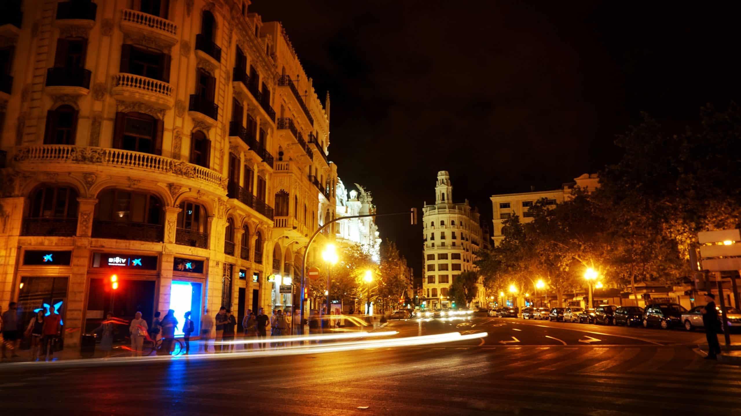 Gay Valencia · Byguide