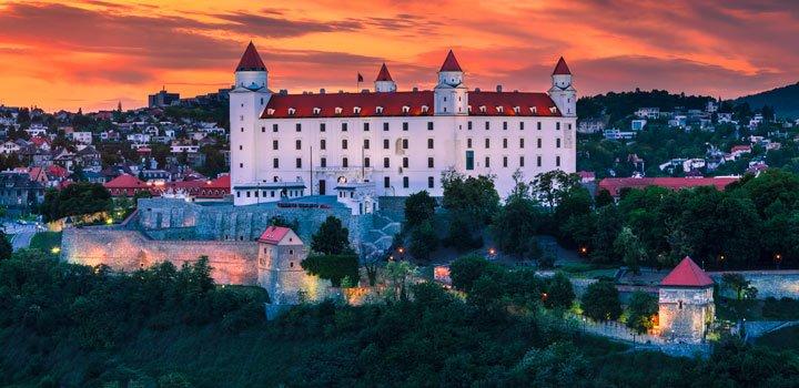 Gay Bratislava · Guide de la ville