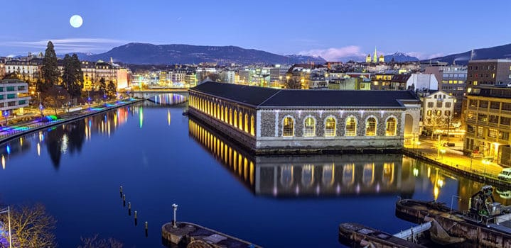 Gay Geneva · Hotels
