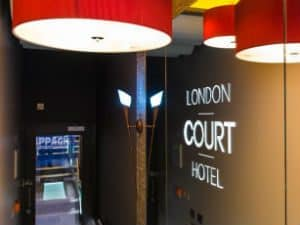 London Court Hotel