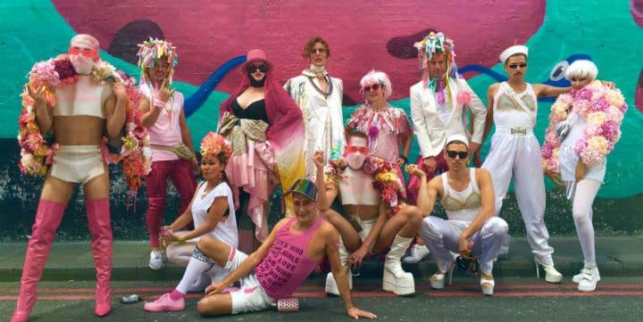 Amsterdam homoseksuelle barer
