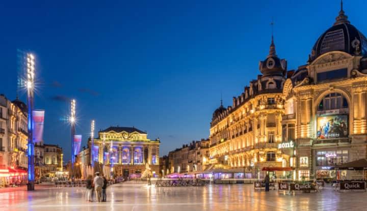 Montpellier gay · Guide de la ville