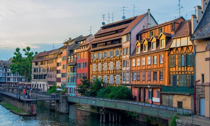 Γκέι Στρασβούργο · Οδηγός πόλης