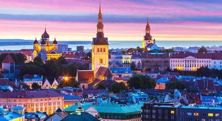 Gay Tallinn · Hotels