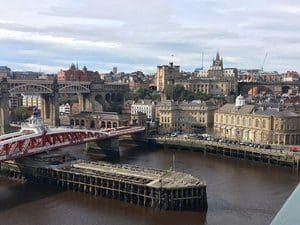 The Quayside Newcastle Gay Weekend Break Feature