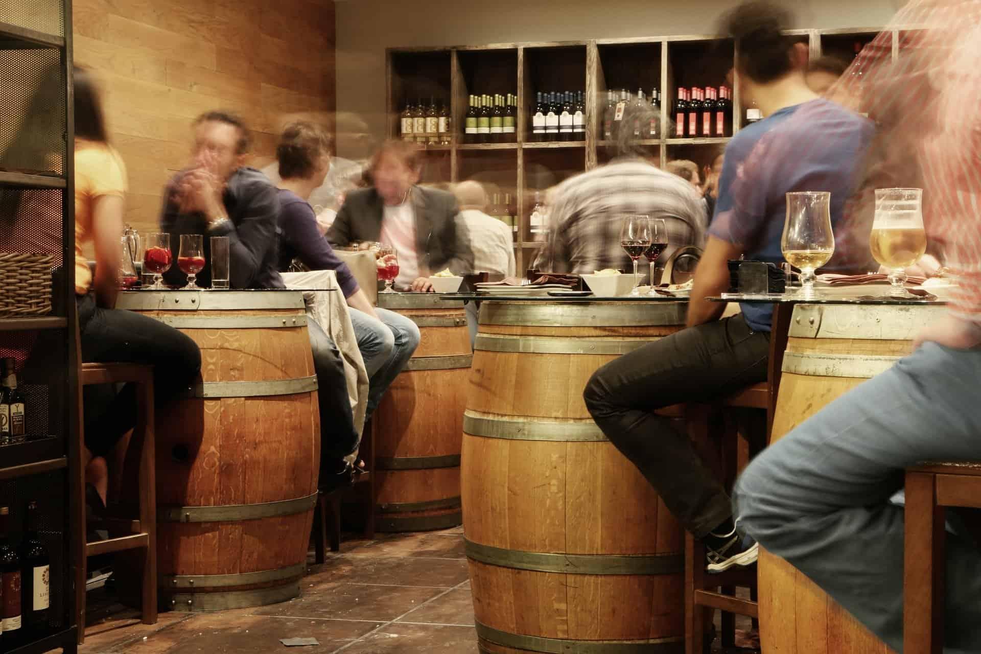 Madrid Homoseksuelle caféer og restauranter