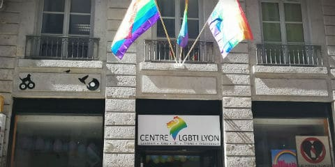 Center LGBTI Lyon
