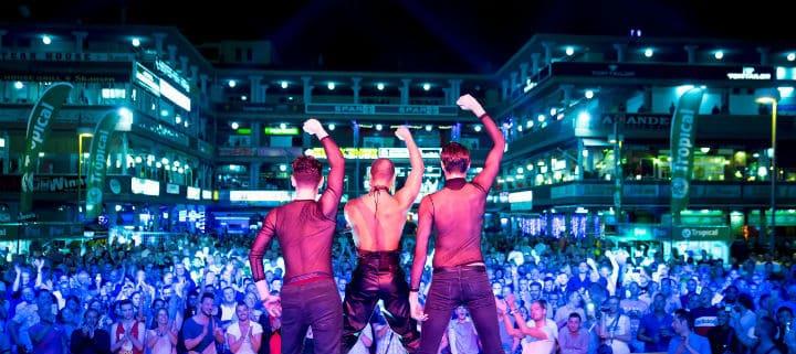 Gran Canaria homoseksuelle barer