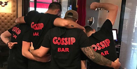 Gossip Bar CLOSED