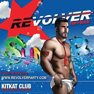 Revolver Party @ KitKatClub