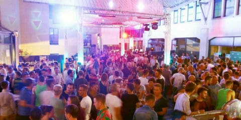 TravelGay σύσταση FAME Party