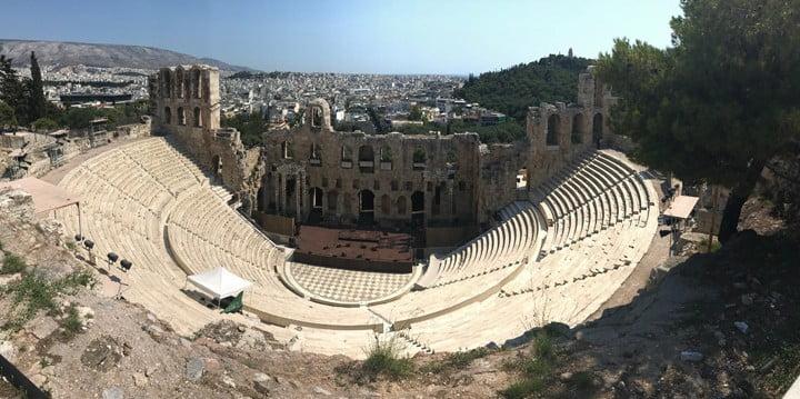 أثينا بالصور