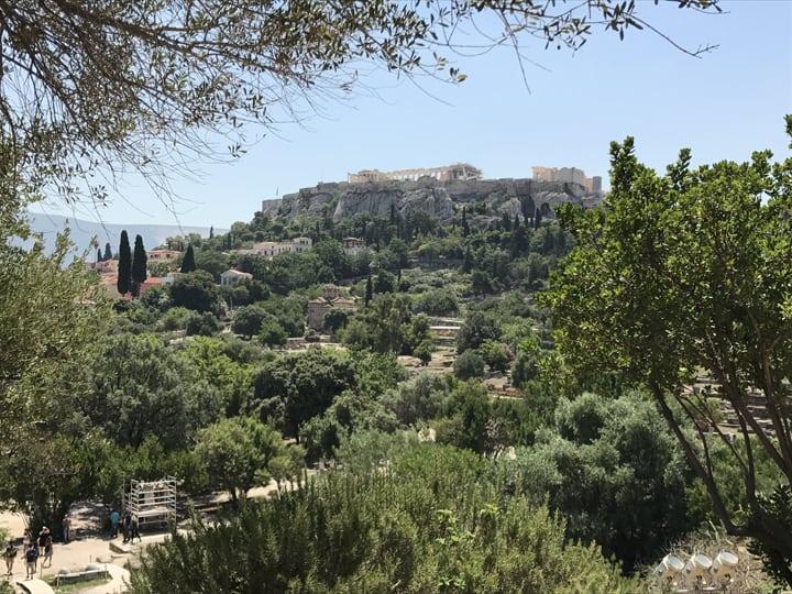 Athènes en images