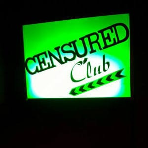 Club censurato