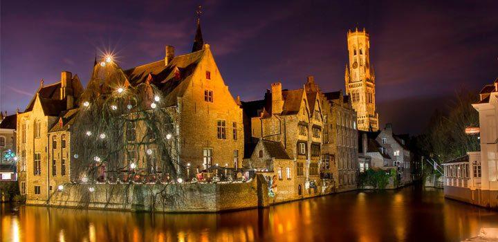Gay Bruges · Hôtels