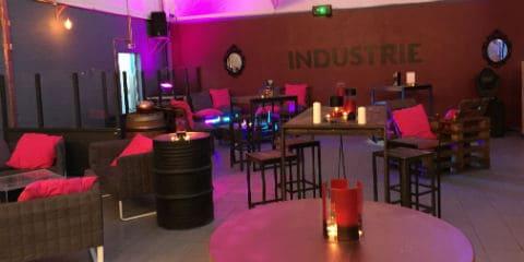 TravelGay aanbeveling Industrie Bar