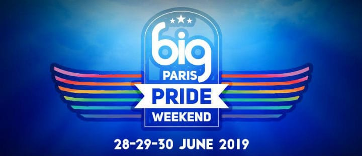BIG Paris PRIDE Weekend 2019