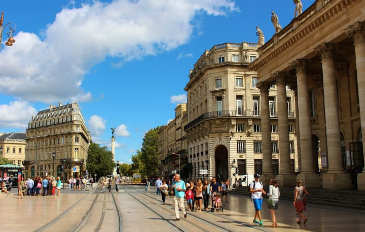 Bordeaux gay · Guide de la ville