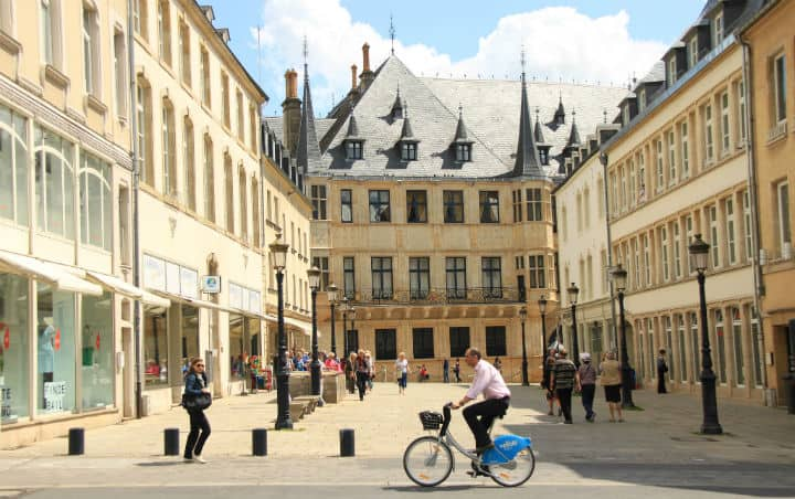 Gay Luxembourg · City Guide