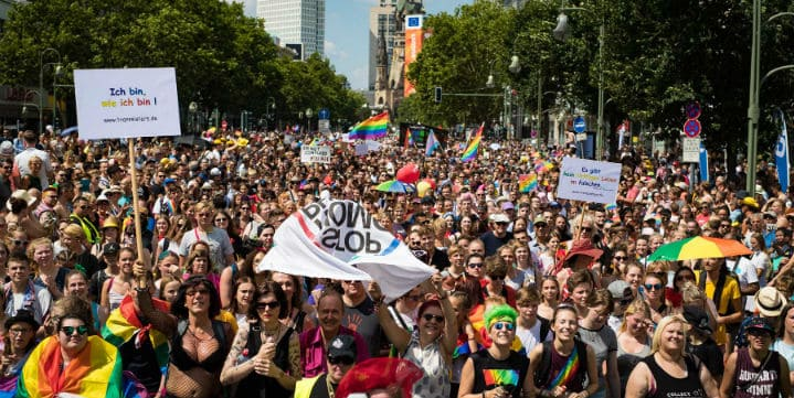 Berlin Gay Pride CSD 2020