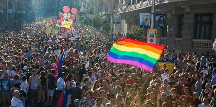 Madrid Pride Orgullo MADO 2022