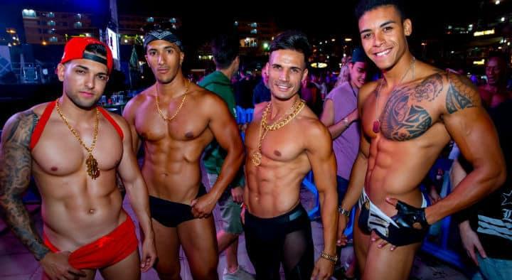 Gran Canaria Gay Dance Clubs