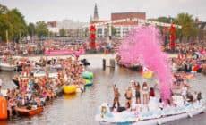 Γκέι πάρτι και εκδηλώσεις στο Άμστερνταμ