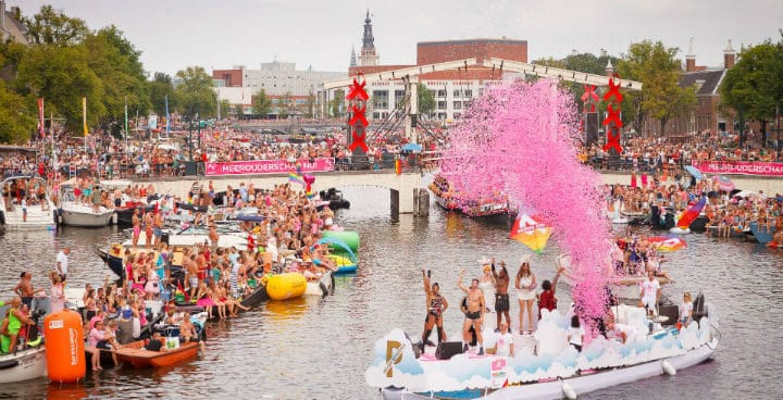 Pride Amsterdam 2020 (CANCELLED)
