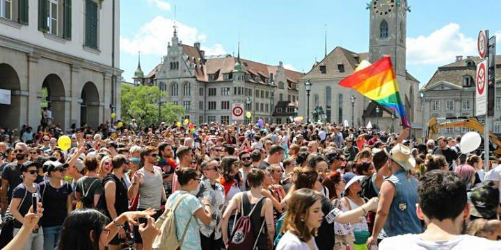 Zurich Pride 2020