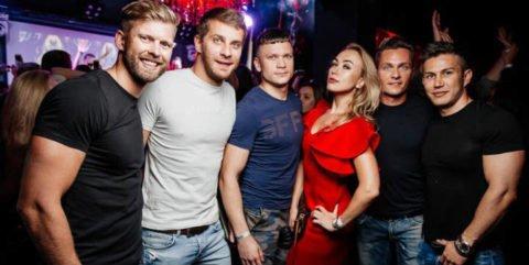 ÅBEN Moskva Bar