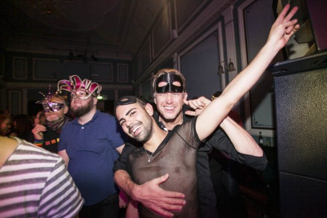 Reykjavik Gay Bars & Clubs