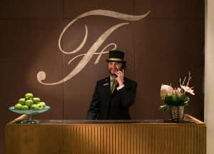 Le Fitzwilliam Hotel Belfast