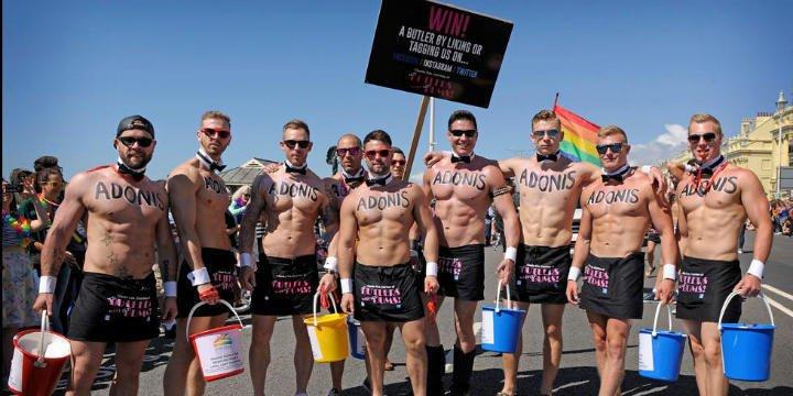 Brighton & Hove Pride 2021 - ΑΚΥΡΩΣΗ
