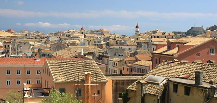 Corfu · Hotels