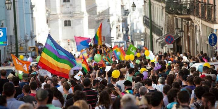 Γκέι πάρτι και εκδηλώσεις στη Λισαβόνα